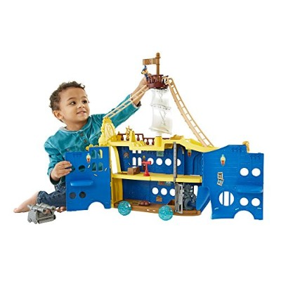 Fisher-Price - Disney Captain Jake and the Never Land Pirates - Mighty Colossus [並行輸入品]