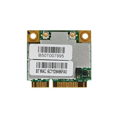 802.11ac 867Mbps対応 Broadcom BCM94352HMB BCM4352 802.11a/b/g/n/ac WLAN + Bluetooth 4.0 PCI-E Mini...
