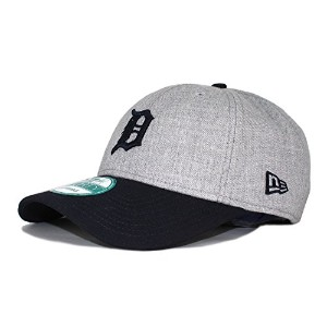 (ニューエラ)NEW ERA DETROIT TIGERS 【PINCH HITTER 9FORTY ADJUSTABLE/HEATHER GREY-NAVY】 デトロイト タイガース 9FORTY...