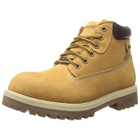 [スケッチャーズ] SKECHERS Sergeants-Verdict 4442 WTN(Wheat Waterproof Oily Nubuck/30.0)