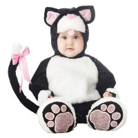 Lil' Kitty Elite Collection Infant / Toddler Costume リルキティエリートコレクション幼児/幼児コスチューム サイズ:18 Months - 2T