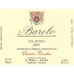 バローロ Barolo Via Nuova, E.Pira 750ml (case of 6)