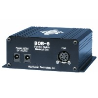 RJM BOB-8 [8 Switch Function Breakout Box]