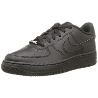 [ナイキ] NIKE NIKE AIR FORCE 1 LOW GS  314192-009 BLACK/BLACK (ブラック/US5)