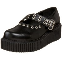 [デモニア] DEMONIA CREEPER-104 BLK Size 6(US)