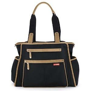 Skip Hop Grand Central Diaper Bag Black (並行輸入)
