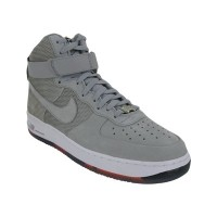 (ナイキ) Nike メンズ 345189-001 Nike Air Force 1 High Supreme Futura matte silver - 30CM (US 12.0)