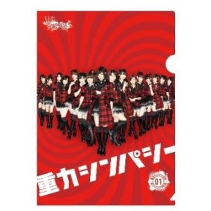 AKB48 重力シンパシー チームサプライズ 限定 クリアファイル