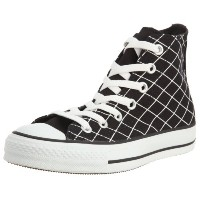 [コンバース] CONVERSE ALL STAR COLOR-GRID HI 1B875 BK (ブラック/8.5)