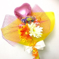 Candyブーケ (Pink×Yellow)