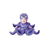 Tiny Tentacles Octopus Infant / Toddler Costume 小さな触手タコ乳児/幼児コスチューム サイズ:6-12 Months