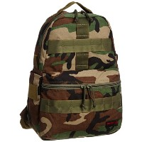 [ブリーフィング] BRIEFING 公式 正規品 LIGHT SAC BRF102219 160 (WOODLAND CAMO)
