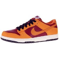 [ナイキ] NIKEレディーズ Women NI317815-681 Dunk Low CL -team red 29CM (US 12.0)