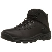 Timberland White Ledge Mid Waterproof Boots Mens, Black, 45.5 EUR, D