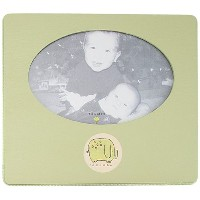 Tree By Kerri Lee Picture Frame Elephant, Green by Tree by Kerri Lee