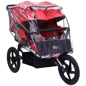 Tike Tech Double All Terrain X3 Sport All Season Stroller Cover by Tike Tech [並行輸入品]