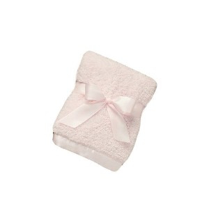 Bearington Baby - Cozy Chenille Security Blanket (Pink) by Bearington