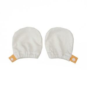 Satsuma Designs Baby Mittens, Natural, One Size by Satsuma Designs