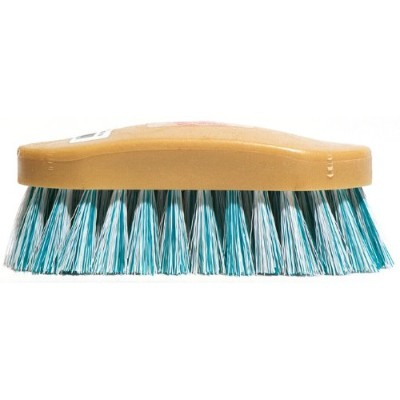 Decker Teal & White Soft Finishing Brush 27 by Decker