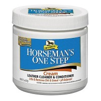 W F YOUNG 428320 075000 Absorbine Horseman'S One Step Leather Cleaner, 15 oz by WF Young