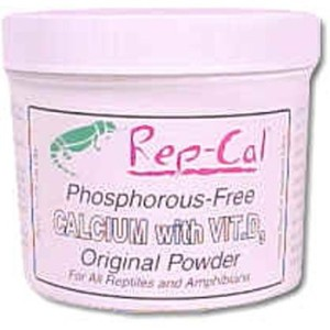 Rep-Cal Original Calcium with D-3 Size 5.2oz by Rep-Cal Research Labs