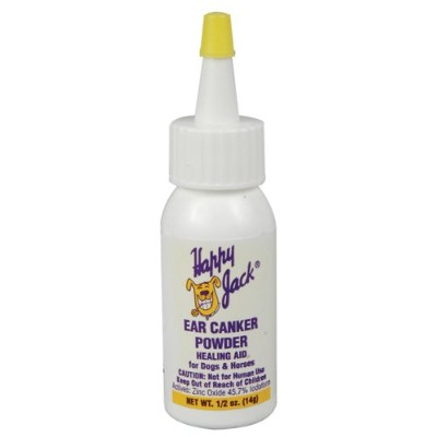 Ear Canker Powder - 0.5 oz by Happy Jack