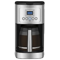 【並行輸入】Cuisinart クイジナート社 DCC-3200 Perfec Temp 14-Cup Programmable Coffeemaker, Stainless Steel...