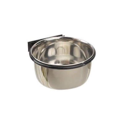 ProSelect Stainless Steel Coop Cups - Versatile Coop Cups for Pet and Animal Cages, 8-Ounce by Pro...