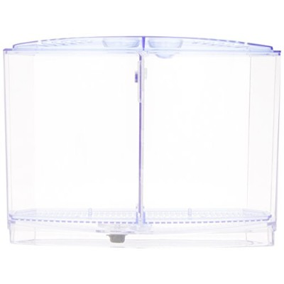 Penn Plax Twin Beta Bow-Front Kit for Aquarium by Penn-Plax