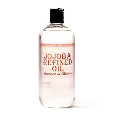 Mystic Moments | Jojoba Refined (Clear) Carrier Oil - 1 Litre - 100% Pure