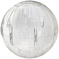 Lee's Kritter Krawler Jumbo Exercise Ball, 10-Inch, Clear by Lee