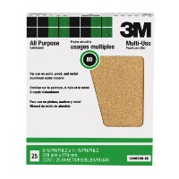 3M 2115 80D-Br Production Sheet, 9 X 11 in. 80D, 50 Sheets-Sleeve
