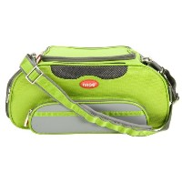 Teafco Argo Large Aero-Pet Airline-Approved Pet Carrier, Kiwi Green by Teafco