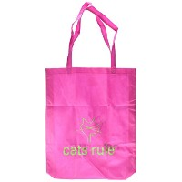 Cats Rule Tote and 3 Toys by Cats Rule