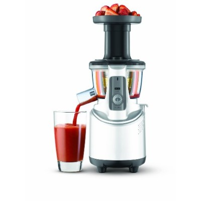 Breville bjs600 X L Fountain Crush Masticating Slow Juicer
