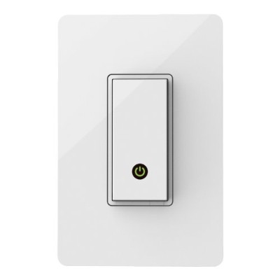 Belkin 【並行輸入品】 WeMo Light Switch Control Your Lights From Anywhere with the Home Automation App for...
