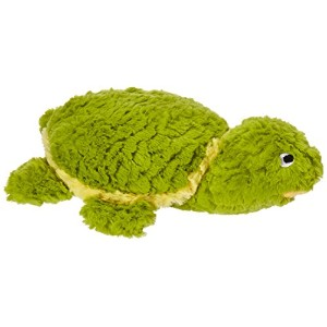 Patchwork Pet Pastel Green Tortoise 15-Inch Squeak Toy for Dogs by Patchwork Pet
