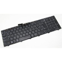 AUKEH® ノートパソコンキーボード適用Dell Inspiron 17 17R N7110 Vostro 3750 XPS 17 L702X 5720 7720 17R-5720 17R...