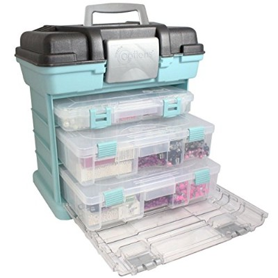 Creative Options 1363-83 Grab N' Go Rack System, Soft Blue [並行輸入品]
