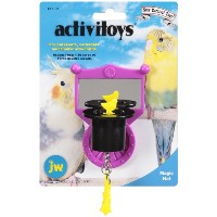 JW Pet Company Activitoys Magic Hat Bird Toy by JW Pet