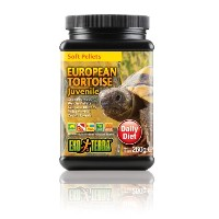 Exo Terra Soft Juvenile European Tortoise Food, 9.1-Ounce by Exo Terra