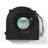 wangpeng® ノートパソコン CPUファン適用される 付け替え Fan For HP Probook 4520S 4525S 4720S P/N:MF60120V1-Q020-S9A...