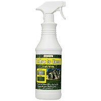 NaturVet Natural Ingredients Yellow to Green Grass Save Lawn Spot Repair 32z