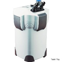 Tech'n'Toy SunSun HW-403B 370 GPH 4-Stage External Canister Filter with 9W UV Sterilizer by Tech'n...