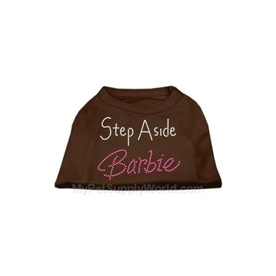 Step Aside Barbie Shirts Brown XS (8)