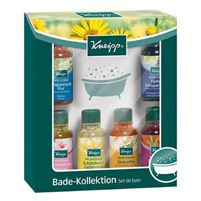 Kneipp Badeテカl Kollektion 6 x 20 ml