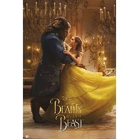 Disney The Beauty and the Beast Poster - Dance (61cm x 91,5cm)