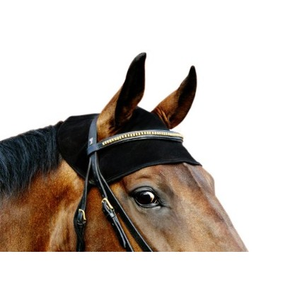Back on Track Therapeutic Horse Head Cap, Medium to Large by Back on Track