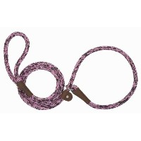Mendota Products Dog Slip Lead, 1/2 by 6-Feet, Pink Camo by Mendota Products