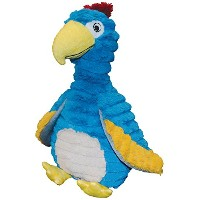 Patchwork Pet Feathered Friends Squeak Toys, 15-Inch, Dodo the Bird by Patchwork Pet